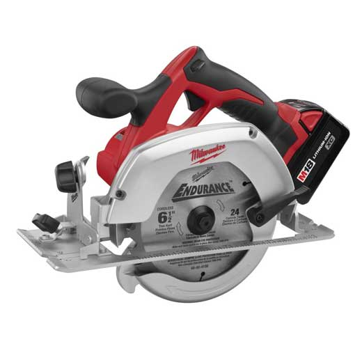 "Milwaukee 2630-22 M18 6.5"" Circular Saw Review"