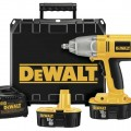 DeWalt DW059HK-2 18V Cordless XRP Impact Wrench Preview
