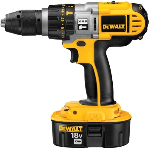 DeWalt Launches New XRP Drill Drivers Lineup