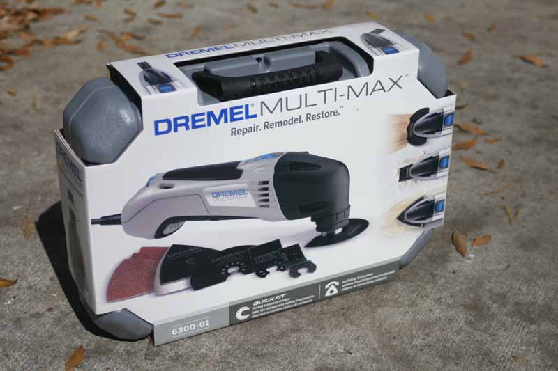Dremel 6300-01 Multi-Max Oscillating Tool Kit Review