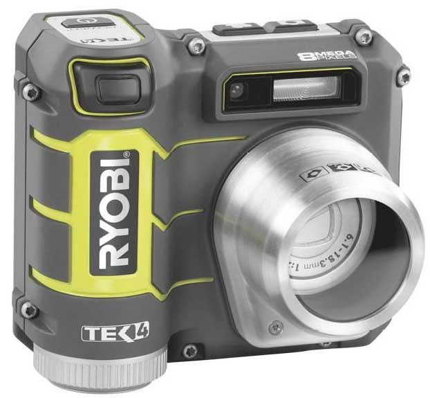 Ryobi Tek4 RP4200 8MP Digital Camera Review