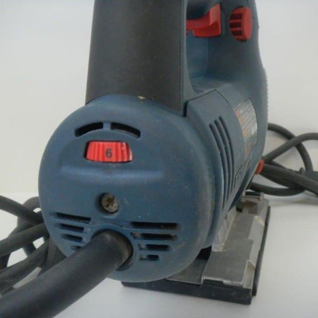 Bosch 1590EVS speed control