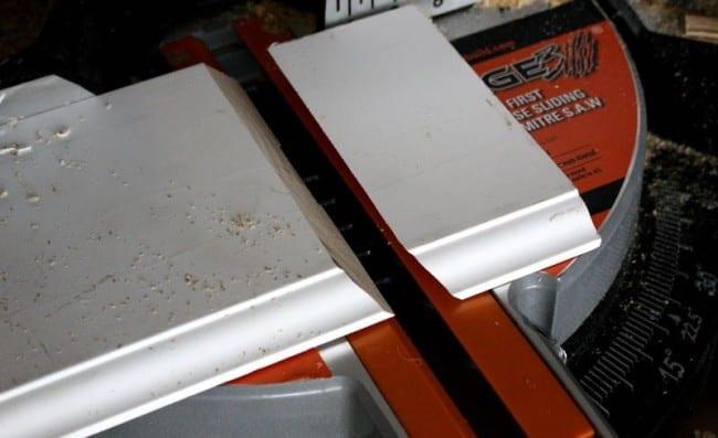 Evolution RAGE 3 base molding