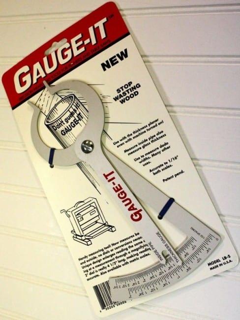 Gauge-It thickness gauge retail