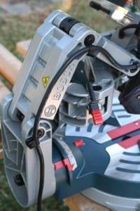 Bosch Axial Glide 12-in arm