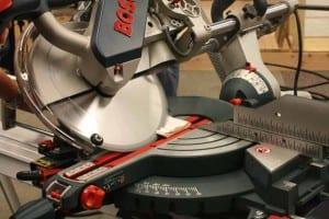 Bosch Axial Glide 12-in cutting