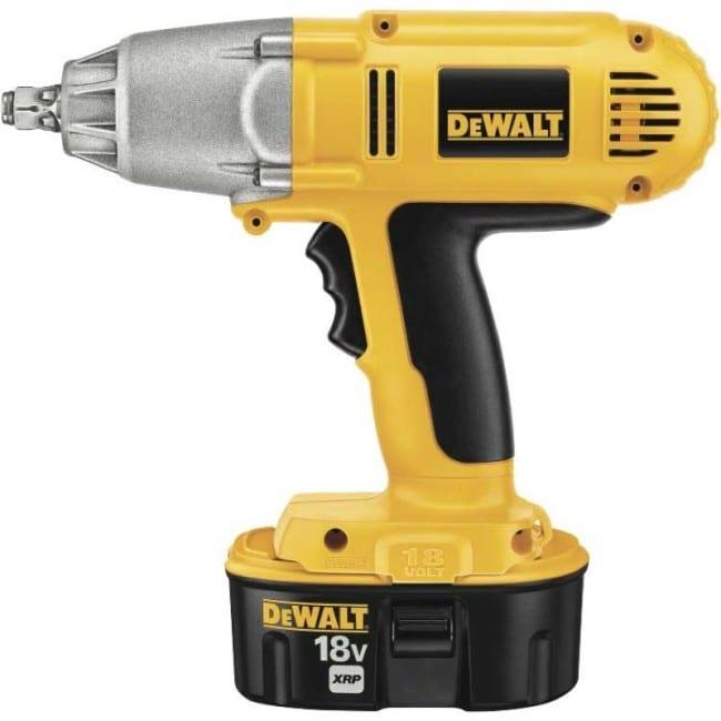 DeWalt DW059HK-2 18V XRP Impact Wrench
