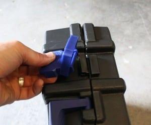 Kobalt 18V Li-ion Cordless Impact Wrench case