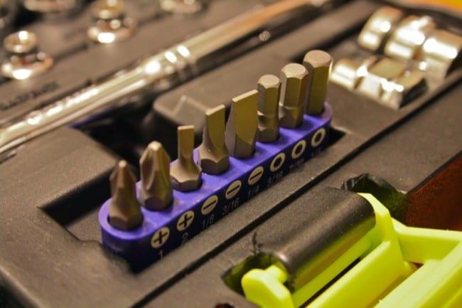 Kobalt Xtreme Access Socket Set
