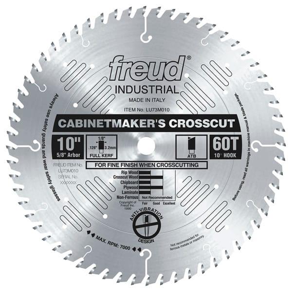 Freud Cabinetmaker's Crosscut