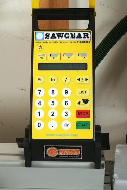 TigerStop SawGear