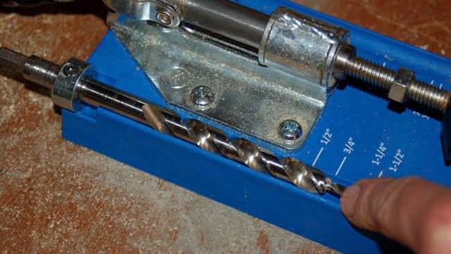 Kreg Jig K4 Drill Depth Set
