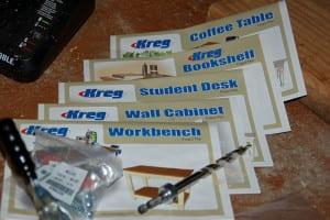 Kreg Jig K4 Project Plans