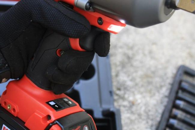 Milwaukee M18 Fuel High Torque Impact Wrench 2762-22