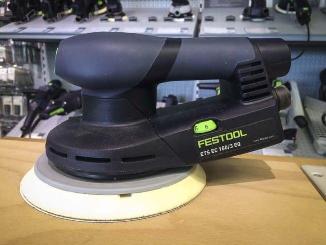 Festool ETS EC 150 sander 2