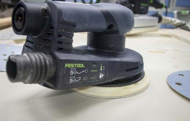 Festool ETS EC 150 sander