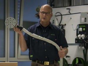 Festool ETS EC 150 sander hose