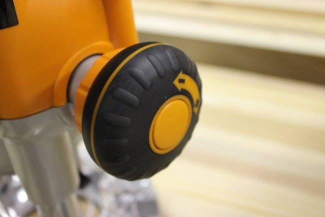 Triton TRA001 Plunge Mode Button