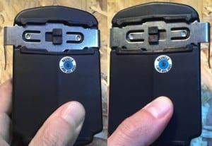 Festool C18 Belt Clip