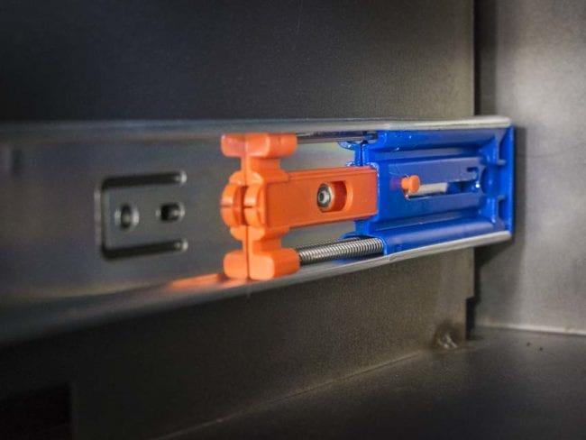 Husky Tool Box soft close drawer