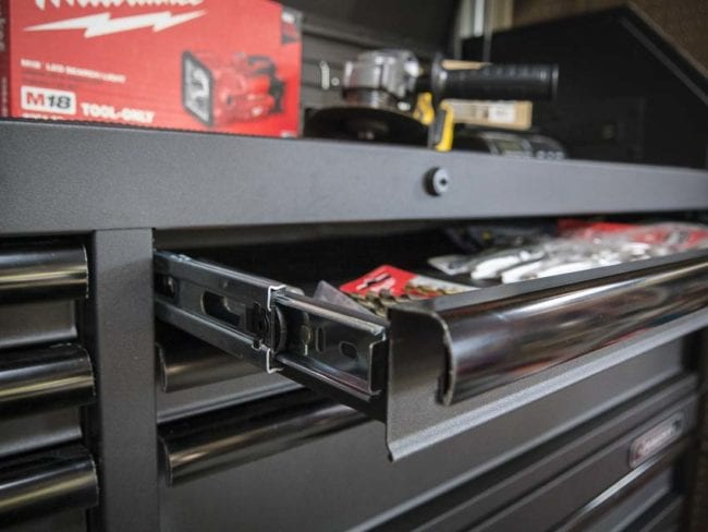Husky Tool Box And Workbench Review Back In Black