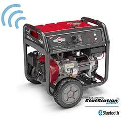 Briggs & Stratton Portable Bluetooth Generator