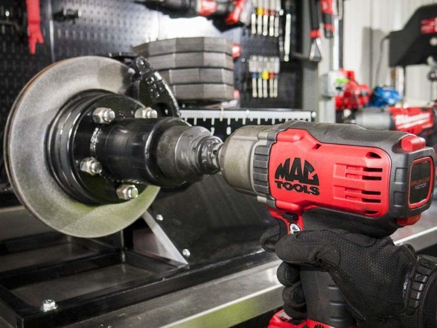 MAC Tools 20V Max High-Torque Impact Wrench | Pro Tool Reviews