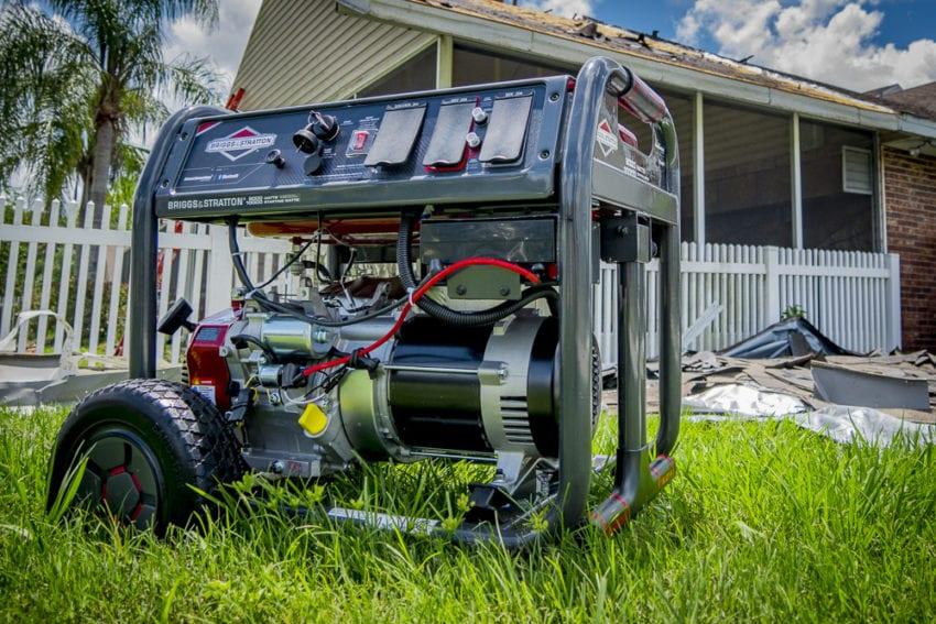 Briggs & Stratton Elite Series 8000-Watt Generator with Bluetooth Review