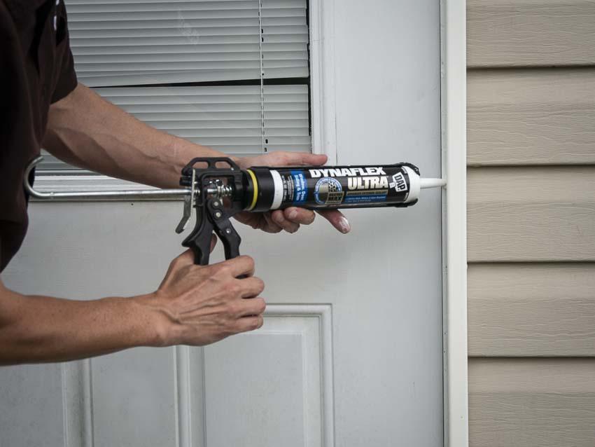 DAP DynaFlex Ultra Window and Door Sealant | Pro Tool Reviews