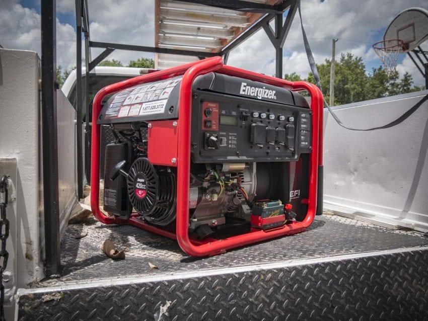 Energizer eZV7500 Portable Generator Review