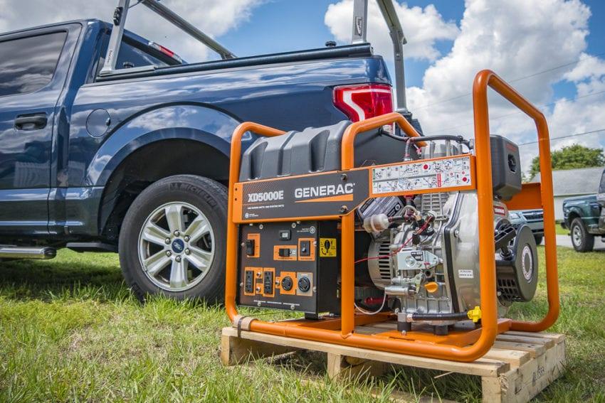 Generac XD5000E Diesel Generator Review