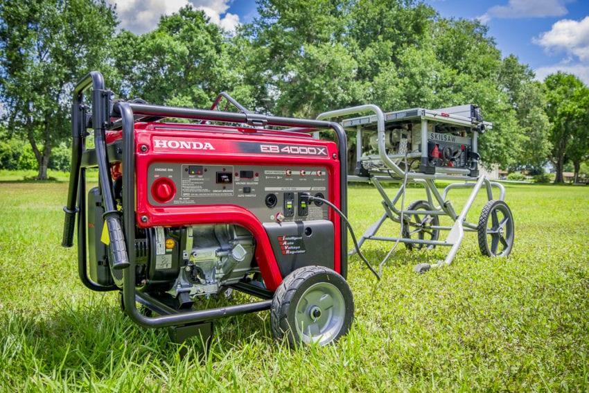 Honda EB4000 Portable Generator Review