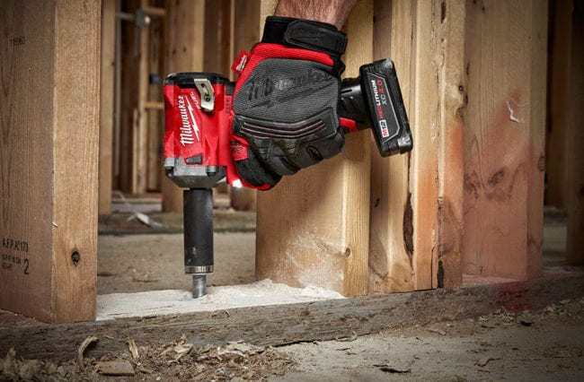 Milwaukee M12 Fuel Stubby Impact Wrench