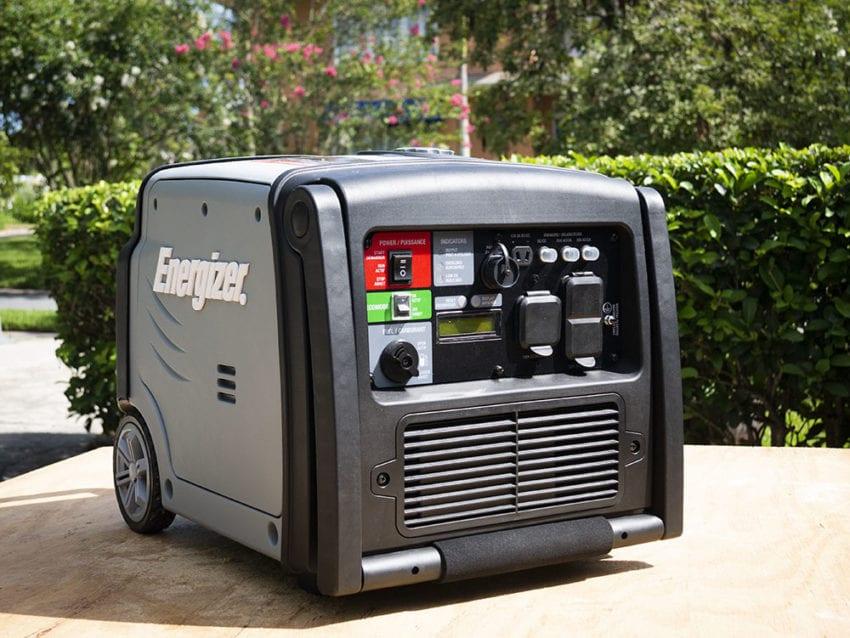 Energizer 3200-Watt Portable Inverter Generator