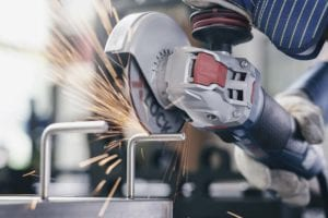 Bosch X-Lock Grinder and Wheels - No More Spanner Wrenches!