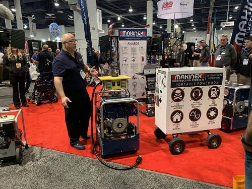 Makinex Portable Power Box – Power With Mobility