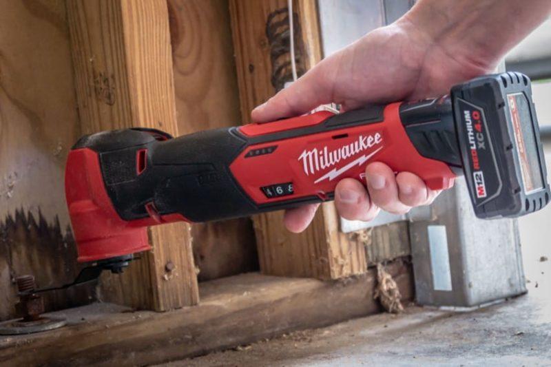 Milwaukee M12 Fuel Oscillating Multi-Tool